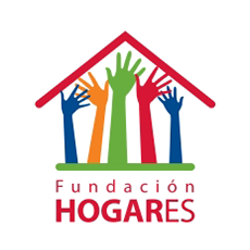 Fundación Hogares Logo