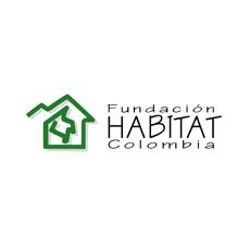 Fundación Habitat Colombia Logo