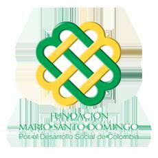 Fundación Mario Santo Domingo Logo